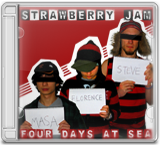 FOUR DAYS AT SEA CD cover