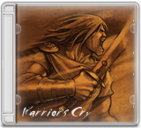 WARRIOR'S CRY album cover