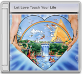 LET LOVE TOUCH YOUR LIFE album cover