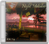 NIGHT MELODIES album cover