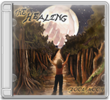 THE HEALING CD cover